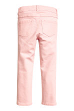 Twill trousers with patches - Light pink - Kids | H&M CN 3