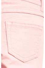 Twill trousers with patches - Light pink - Kids | H&M 4