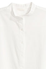 Cotton tunic - White - Ladies | H&M 3