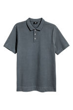 Polo shirt - Blue-grey -  | H&M CN 2