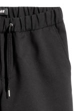 Knee-length elasticated shorts - Black - Men | H&M 3