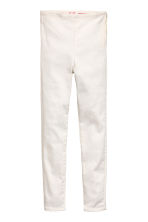 Stretch trousers - White - Kids | H&M CN 2