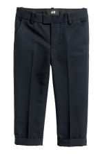 Suit trousers - Black - Kids | H&M 2