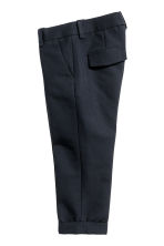 Suit trousers - Black - Kids | H&M 3