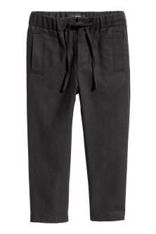 Pantaloni cu elastic în talie
