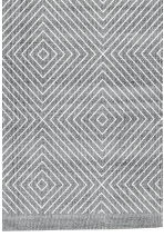 Patterned cotton rug - Grey - Home All | H&M CN 4
