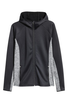 H&M+ Outdoor fleece jacket