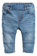 Jeggings - Denim blue - Kids | H&M 1