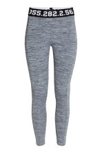 Leggings - Grey - Ladies | H&M 2