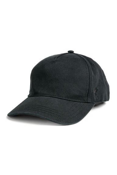 Cotton cap - Black - Kids | H&M 1
