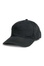 Cotton cap - Black - Kids | H&M CN 1
