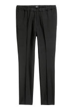 Suit joggers - Black - Men | H&M 2