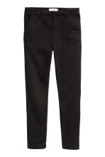 Skinny chinos - Black - Ladies | H&M 2