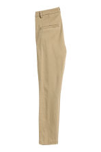 Skinny chinos - Khaki beige - Ladies | H&M 3