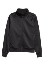 Sports jacket - Black - Men | H&M CN 2