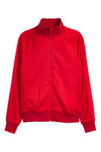 Sports jacket - Red - Men | H&M CN 2