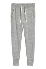 Jersey joggers - Grey marl - Ladies | H&M 2