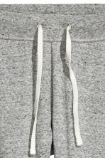 Jersey joggers - Grey marl - Ladies | H&M 3