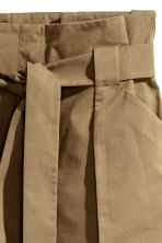 Cargo skirt - Khaki - Ladies | H&M 3