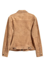 Suede jacket - Camel - Men | H&M 3