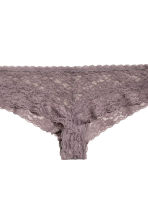 Set van 3 slips - Hipster - Taupe - DAMES | H&M BE 5