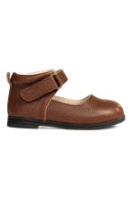 Leather sandals - Brown - Kids | H&M 2