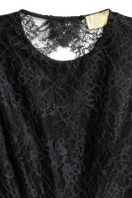 Lace dress - Black - Ladies | H&M CN 4