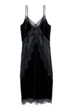 Bodycon dress - Black - Ladies | H&M CN 2
