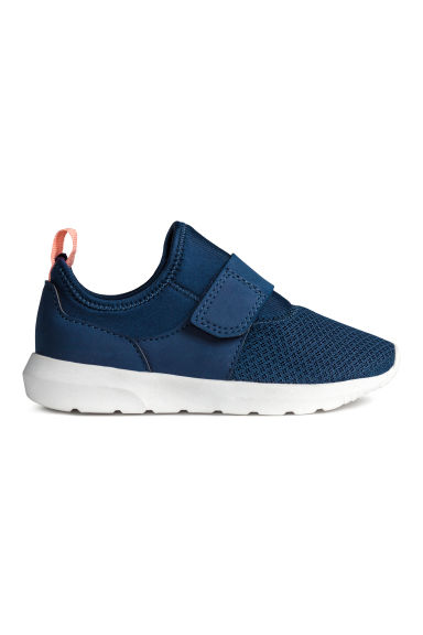 Sneakers in mesh - Blu scuro - BAMBINO | H&M IT 1