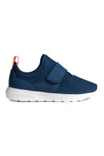 Mesh trainers - Dark blue - Kids | H&M 1