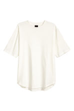 Cotton T-shirt - White - Men | H&M 2