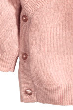 Cardigan incrociato cashmere - Rosa cipria - BAMBINO | H&M IT 2