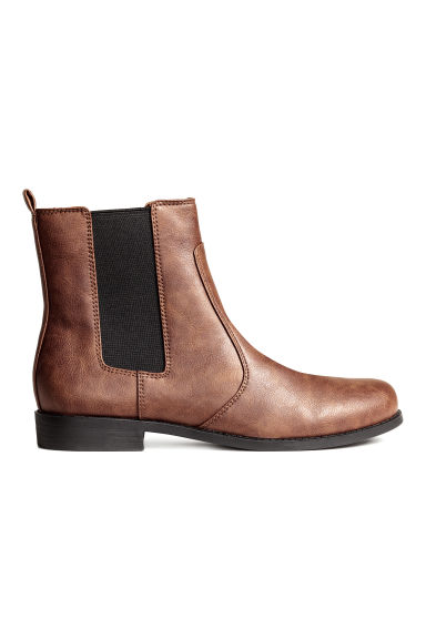 Chelsea boots - Brown - Ladies | H&M 1
