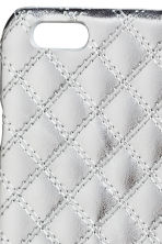 Cover per iPhone 6/6s - Argentato - DONNA | H&M IT 2
