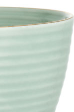 Textured bowl - Dusky green - Home All | H&M CN 2