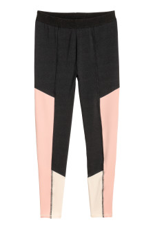H&M+ Legging color block