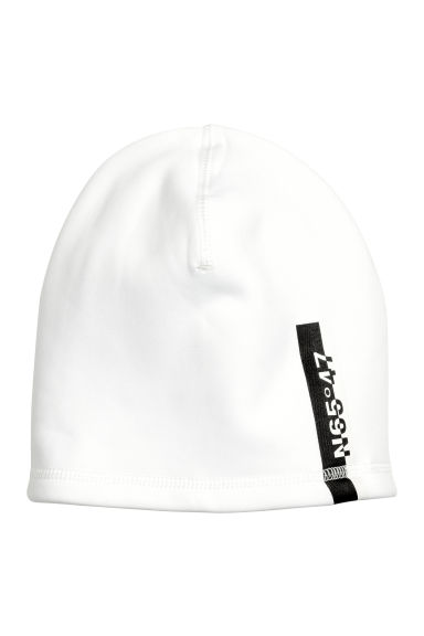 Fleece hat - White - Ladies | H&M 1