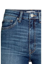 Skinny High Ankle Jeans - Denim blue -  | H&M 4