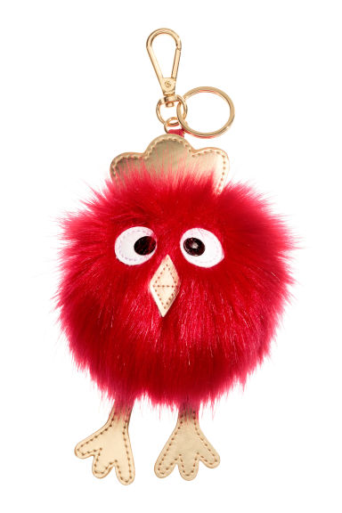 Keyring - Red - Ladies | H&M CN 1