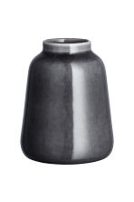 Piccolo vaso in gres - Grigio scuro - HOME | H&M IT 2