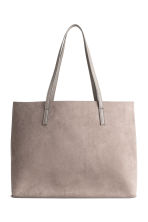 Reversible shopper - Grey beige - Ladies | H&M CN 2