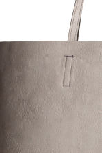 Reversible shopper - Grey beige - Ladies | H&M CN 3