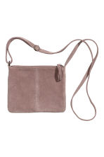 Suede shoulder bag - Dusky purple - Ladies | H&M 2