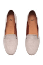 Loafers - Light mole - Ladies | H&M CN 2