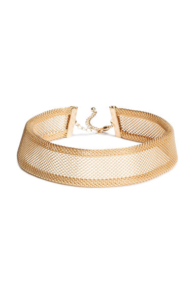 Choker - Gold - Ladies | H&M CN 1
