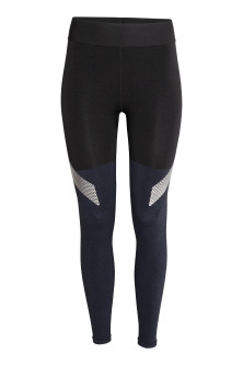 Seamless sports tights