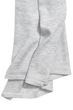 Glittery scarf - Grey/Silver - Ladies | H&M 2