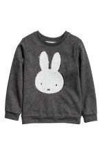 Dark grey/Miffy