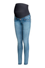 MAMA Skinny Jeans - Denim blue - Ladies | H&M IE 3