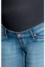 MAMA Skinny Jeans - Denim blue - Ladies | H&M 4
